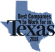 Best Work Places 2018 - Texas